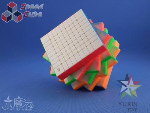 ZhiSheng YuXin Little Magic 9x9x9 Kolorowa