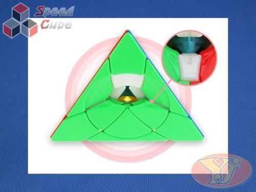 YongJun Petal Pyraminx Stickerless
