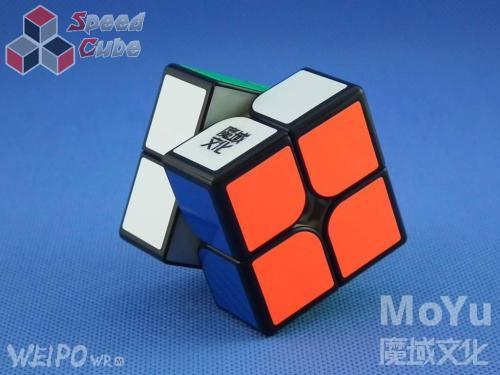 MoYu WeiPo WR Magnetic 2x2x2 Czarna