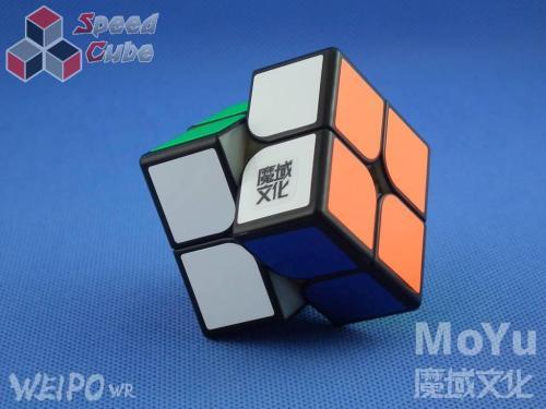 MoYu WeiPo WR 2x2x2 Czarna