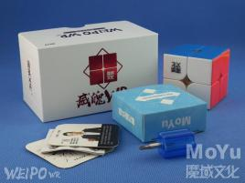 MoYu WeiPo WR 2x2x2 Kolorowa
