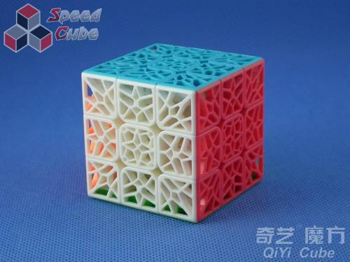 QiYi DNA Cube - Plane 3x3x3 Stickerless