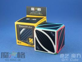 QiYi Carbon Fiber Ivy Kolorowa