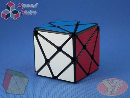 MoYu YJ Axis JinGang 3x3x3 Czarna