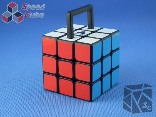 PROLISH Mod 3x3x3 Bandaged z uchwytem Black