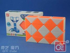 QiYi Magic Snake 24 Orange