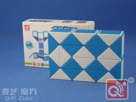 QiYi Magic Snake 24 Blue