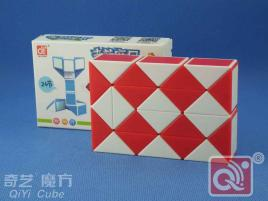 QiYi Magic Snake 24 Red