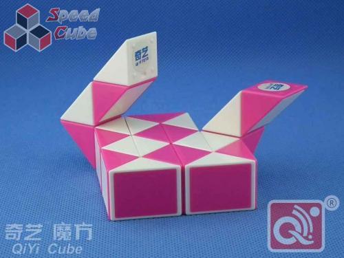 QiYi Magic Snake 24 Pink