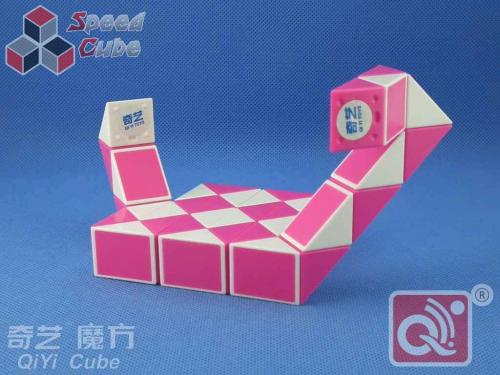 QiYi Magic Snake 36 Pink