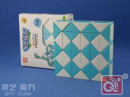 QiYi Magic Snake 36 Blue