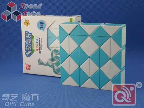 QiYi Magic Snake 36 Blue