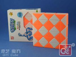 QiYi Magic Snake 36 Orange