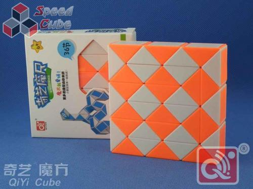 QiYi Magic Snake 36 Orange