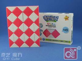 QiYi Magic Snake 48 Red