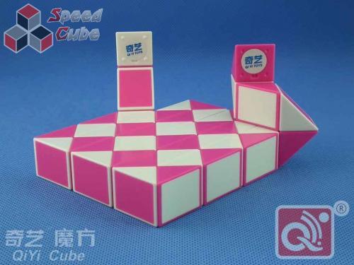 QiYi Magic Snake 48 Pink