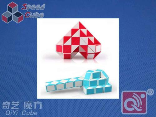 QiYi Magic Snake 60 Pink