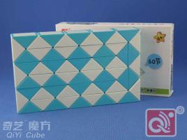 QiYi Magic Snake 60 Blue