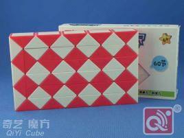 QiYi Magic Snake 60 Red