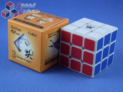 DaYan V Zhanchi 3x3x3 42 mm Biała