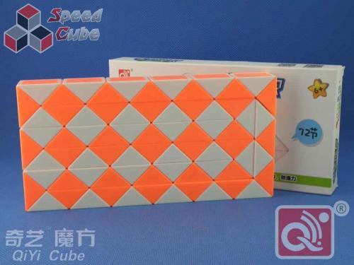 QiYi Magic Snake 72 Orange