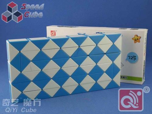 QiYi Magic Snake 72 Blue