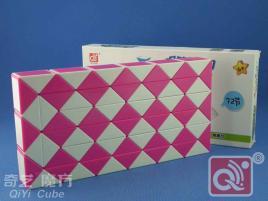 QiYi Magic Snake 72 Pink