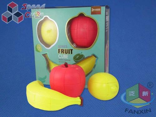 FanXin Fruit Pack Cube Stickerless