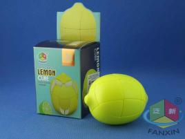 FanXin Lemon Cube 3x3x3 Yellow