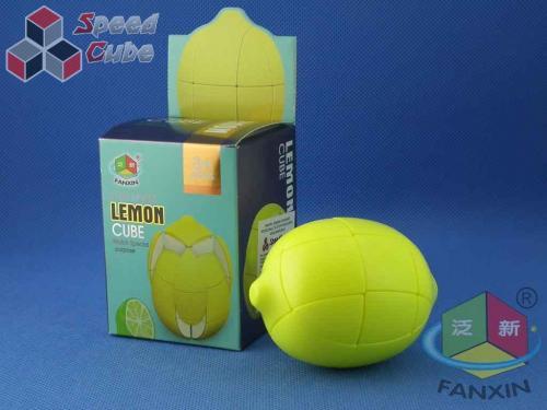 FanXin Lemon Cube 3x3x3 Yellow