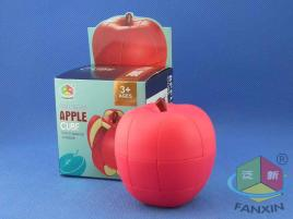 FanXin Apple Cube 3x3x3 Red