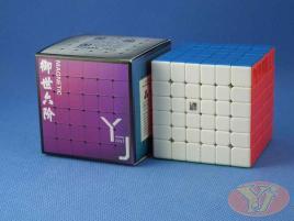YongJun YuShi v2 6x6x6 Magnetyczna Kolorowa