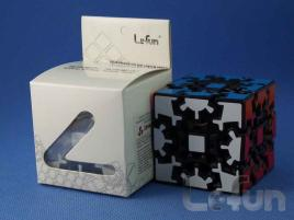 LeFun Gear Cube I 3x3x3 Full Stickers Czarna
