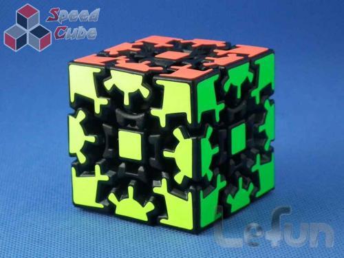 LeFun Gear Cube I 3x3x3 Full Stickers Czarna