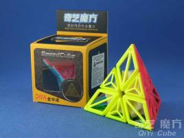 QiYi DNA Cube - Pyraminx Stickerless