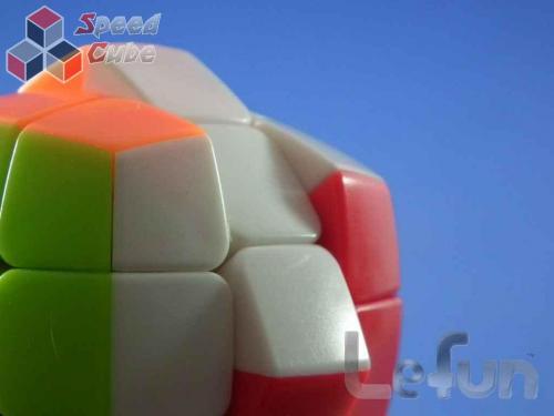 LeFun 3x3x3 Round 35 mm Stickerless Brelok
