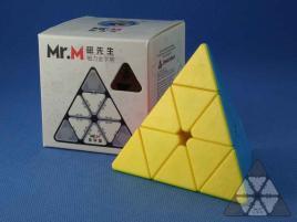 ShengShou Pyraminx Mr. M Kolorowa