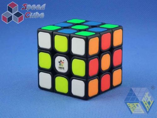 YuXin Black Kirin V2 3x3x3 Czarna