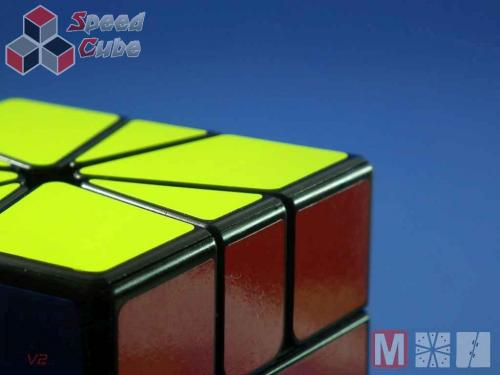 X-Man Volt Square-1 V2 Fully Magnetic Black
