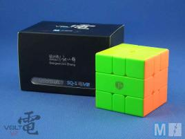 X-Man Volt Square-1 V2 Magnetic Slice Sticerless