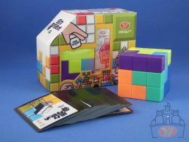 YongJun Building Blocks Magnetic Stickerless