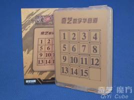 Qiyi Magnetic Number Klotski 15