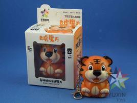 ZhiSheng YuXin 2x2x2 Mini Tiger Brelok