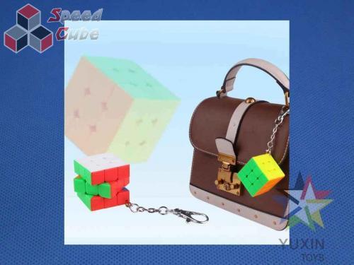 ZhiSheng YuXin 3x3x3 Mini Kylin V2 Brelok
