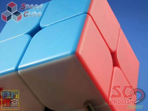 PROLISH MFJ 2x2x2 MeiLong Magnetic Kolorowa