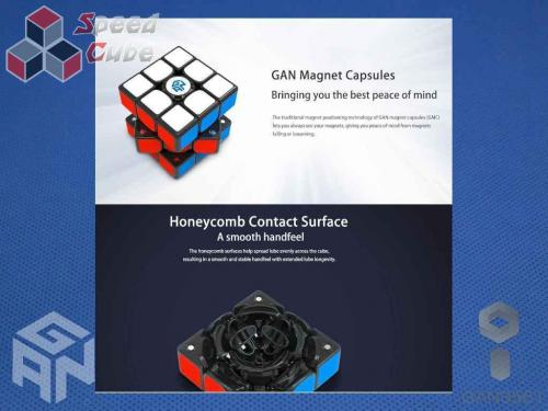 GAN 356i Magnetic Stickerless