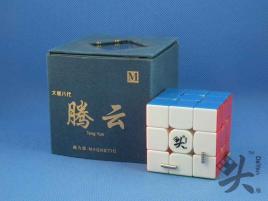 DaYan TengYun 3x3x3 M Magnetyczna Kolorowa