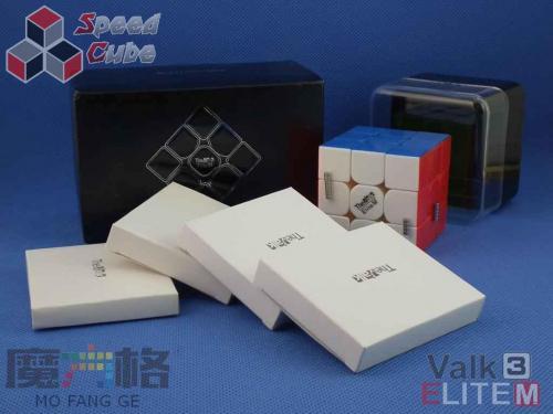 MofangGe Valk3 Elite 3x3x3 Magnetic Stickerless