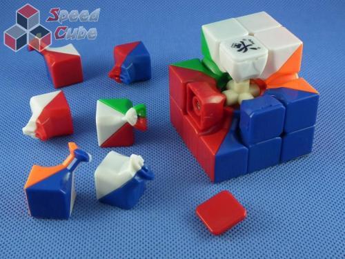 DaYan Guhong v1 3x3x3 Kolorowa