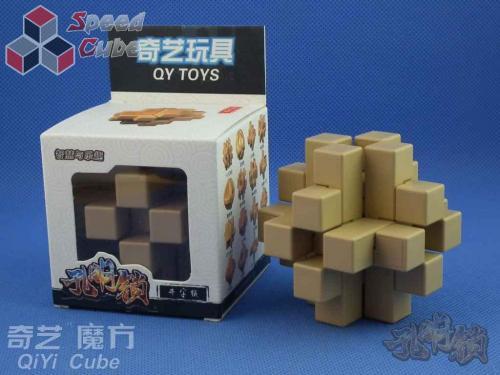QiYi Kong Ming Shape Lock 8009